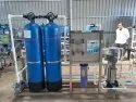 Industrial 500 Lph RO Plant
