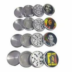 42 Mm Bob Marley Sctikers Grinder