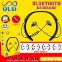 OUD OD-NB-78B Bluetooth Neckband