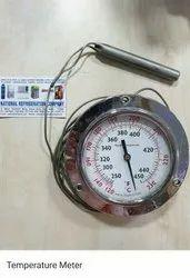 Metal Temperature Meters