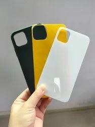 Sublimation Glass Mobile Case