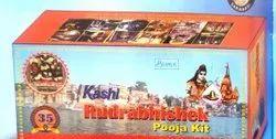 Kashi Rudrabhishek Pooja Kit