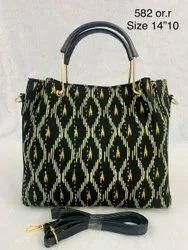 Ladies Handbag With Sling Bag