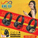 OUD OD-HP-40W Stereo HiFi Headphone