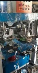 All In One Hydraulic Full Automatic Double Die Machine