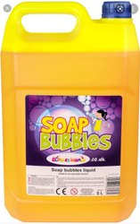 Bubble Bath Liquid Soap