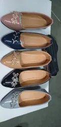 QTC Heels Ladies bally point, Size: 6/7/8/910
