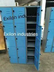 15 Door Steel Locker Cabinet