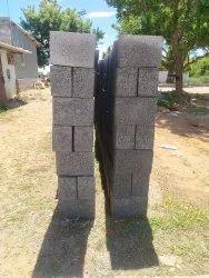Square 6'' solid block