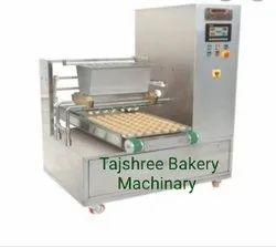 Cookies Dropping And Wirecut Machine 7 Nozzle