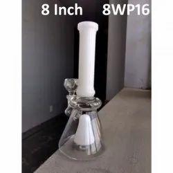 8 inch water smoking pipe