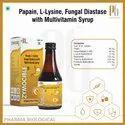 Zymocible syrup