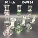 10 inch water smoking pipe