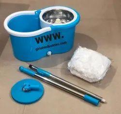 Magic Mop Bucket With Steel Rotator
