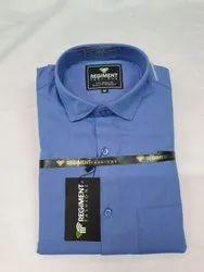 Plain Mens Formal Shirt