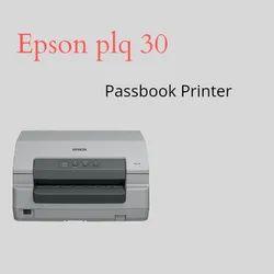 Epson Plq 30 Pass Book Printers