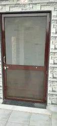 6.5 2.5 Aluminium Jali Door