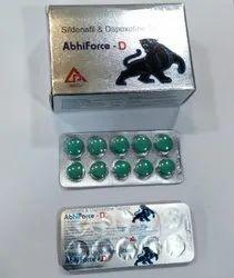 Abhiforce D Tablet