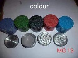 56 mm chamki colour herb grinder