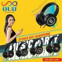 OUD OD-HP-41W Stereo HIFI Headphone