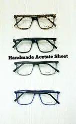 Handmade Acetate Eyeglass Frame glaze