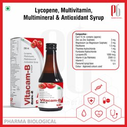 Vitacam - B Syrup