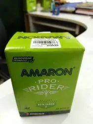 Capacity: 2.5 Ah 12v Amaron bike battery 2.5AH