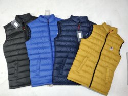 K Way Polyester Girls Sleeveless Jacket