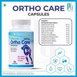 Orthocare pain reliever capsule