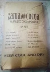 Zama Cocoa powder, 25 kg