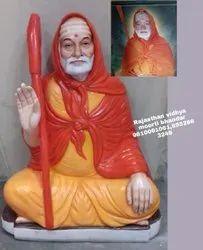 Guru Shankaracharya Marble Statue