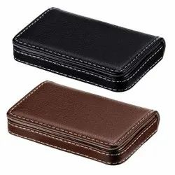Personalize Leather Business Card Holders for Employee