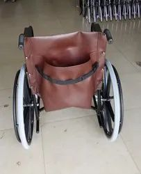 Active for All Folding Commode Wheelchair