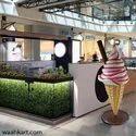 Ice Cream Cone Big Stand