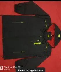 Jacket upper