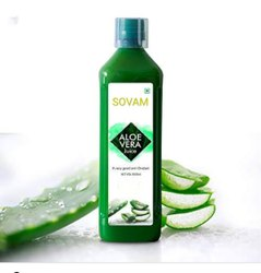 Fresh Aloe Vera Juice