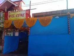 All Type Of Pandal Work Done For (marriage, Birthday, Home Function, Vastushanti,)