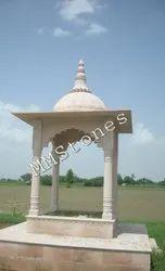 Stone Shiv chhatri 5 ft