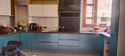 Modern Modular Kitchen Interior Work