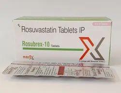Rosuvastain Tablets IP 10MG
