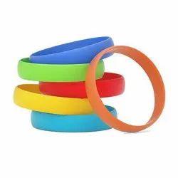 Customized Silicon Wrist Band