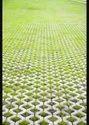 Rubber mould grass paver block