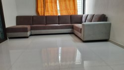 U Shape Sofa Set, For Home