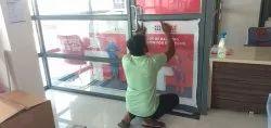 Inshop branding services