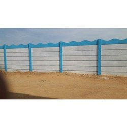 Precast Security Wall