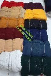 Rayon Palazzo Chicken Fabric