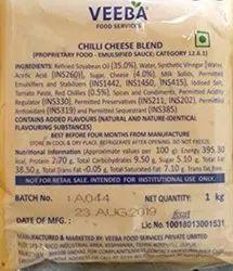 Chilli Cheese Blend -1kg- Veeba