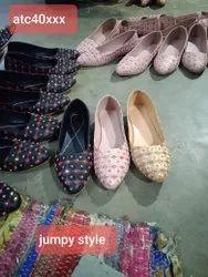Jumpy style Women Designer Ladies Belly, Size: 37x41