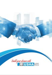 Usha UPVC Premium Quality Profile