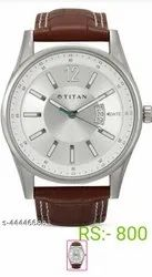 Titan Analog Watch For Man, Model Name/Number: D965